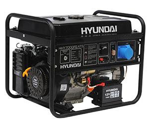 Бензиновый генератор с автозапуском Hyundai