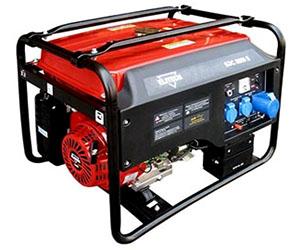 Бензиновый генератор Elitech бэс 8000 е
