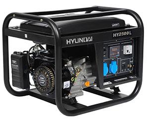 Бензогенераторы Hyundai HY2500
