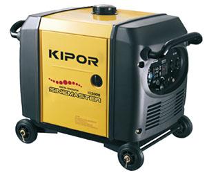 Инверторный бензогенератор Kipor IG3000