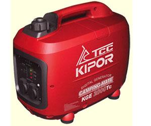 Бензиновый генератор TTC Kipor KGE 2000TC