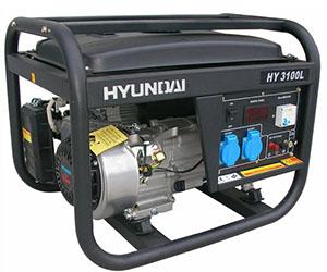 Купить бензогенераторы Hyundai