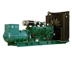 Дизельный генератор Cummins с1400d5