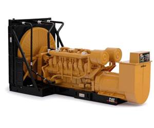 Дизель генераторные установки Caterpillar