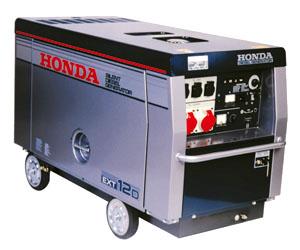 Дизельные генераторы Honda