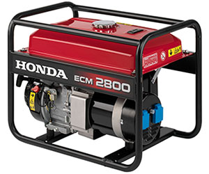 Ремонт дизельных генераторов Honda