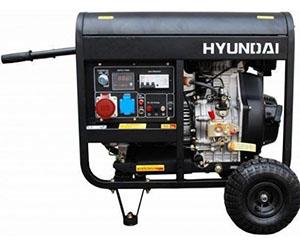 Ремонт дизельные генераторы Hyundai